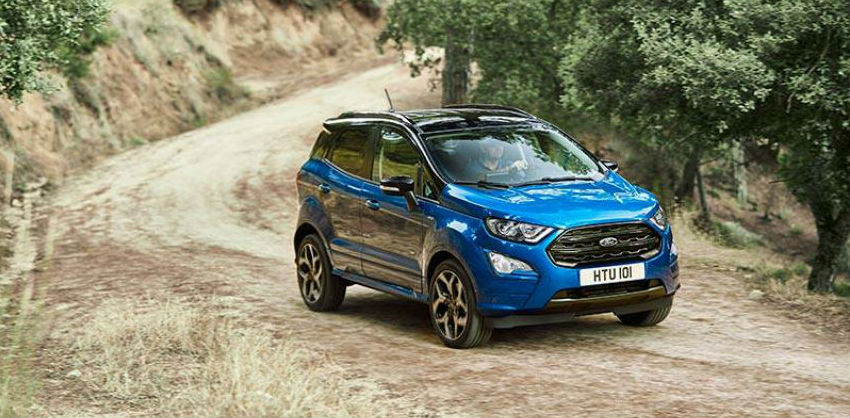 U Ford EcoSportu svaka karakteristika i tehnologija je tu sa razlogom