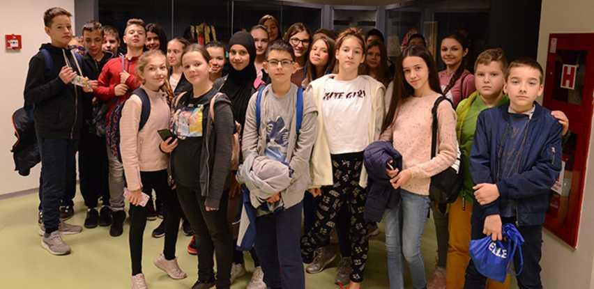Posjeta učenika novogradskih osnovnih škola GZHB biblioteci (Foto)