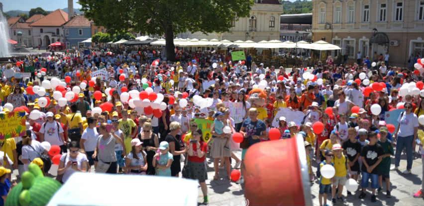 Kid's Fest 2019 okupio djecu iz raznih gradova BiH