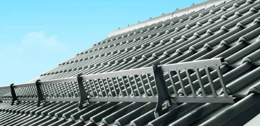 Tondach snjegobrani trajno su i sigurno rješenje za vaš krov