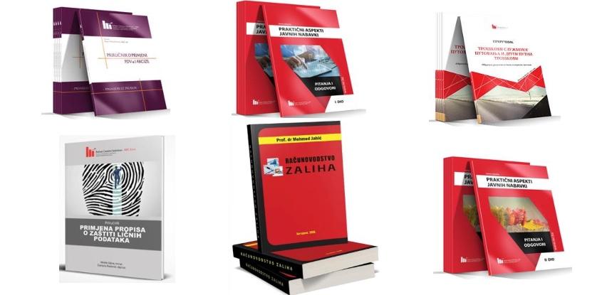 Nove knjige iz izdavačke djelatnosti REC-a