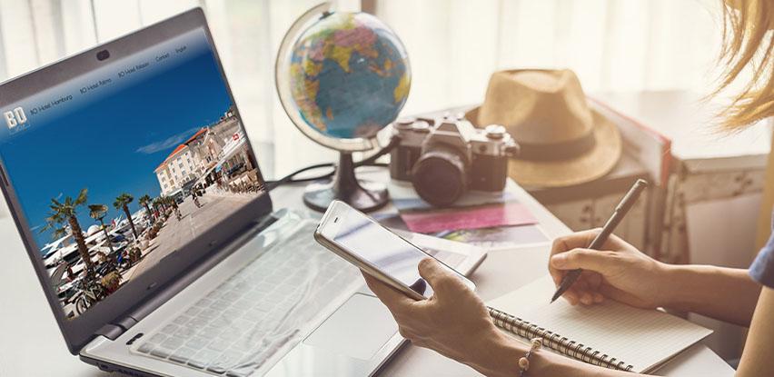 App Impact web rješenja za hotelsku industriju