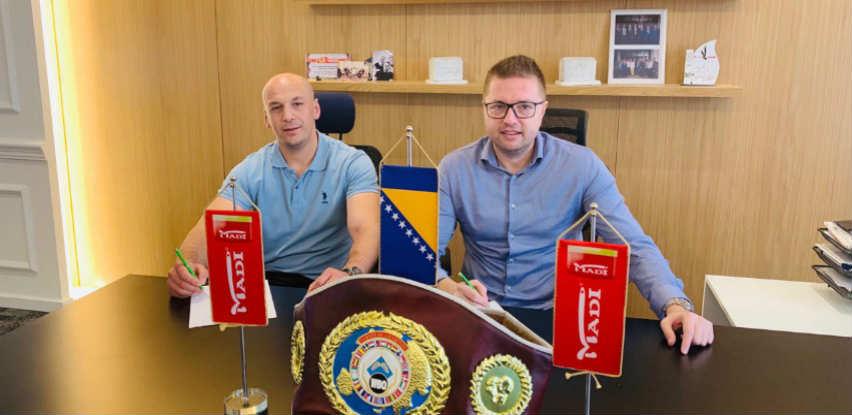 Madi podržava vrhunske sportiste: Potpisan ugovor o sponzorstvu sa Iron Pukijem