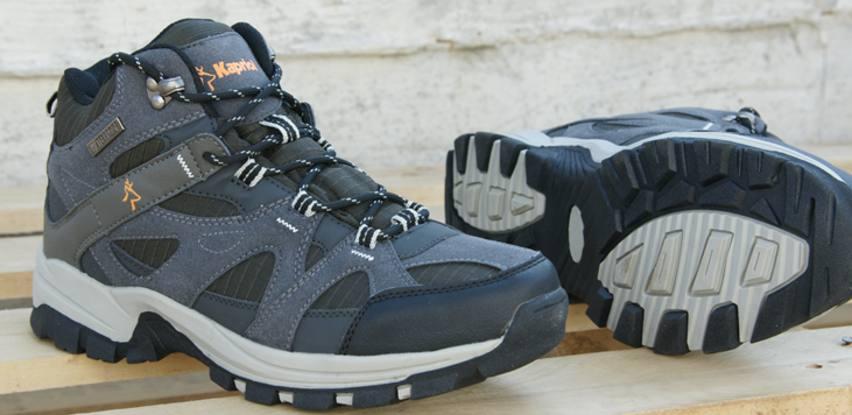 Posebno dizajnirane vodootporne cipele za slobodno vrijeme