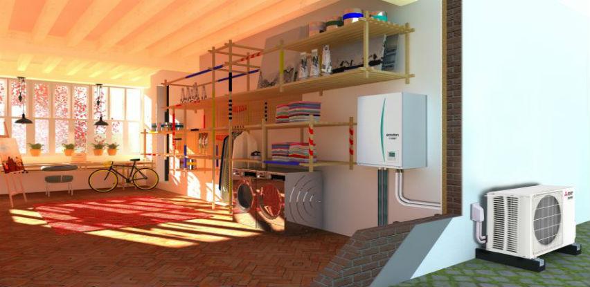 LUK predstavlja toplotne pumpe kao ekonomičan sistem grijanja i hlađenja