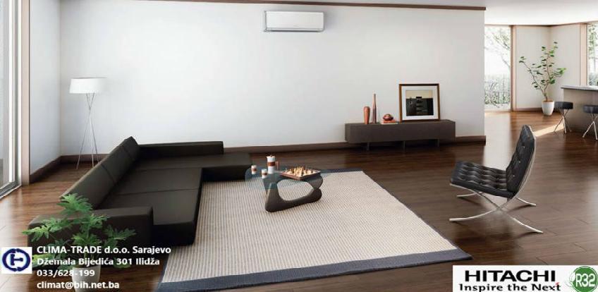 Spremni za ljeto uz novu liniju klima uređaje HITACHI by YORK!