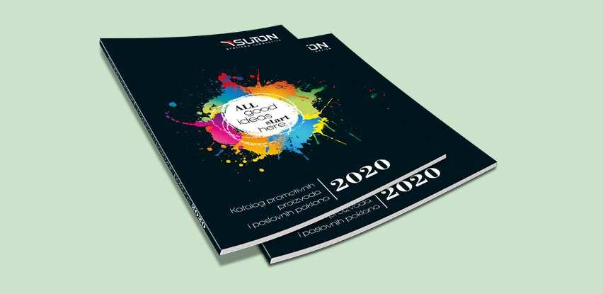 Suton vam predstavlja novi katalog reklamnog materijala 2020
