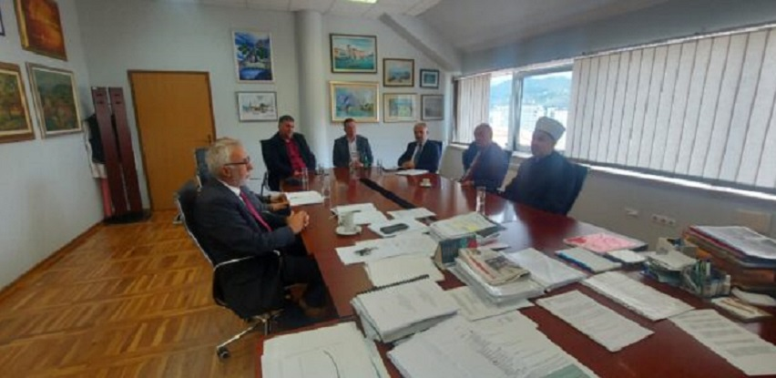 Predstavnici Muftijstva sarajevskog posjetili Općinu Kiseljak