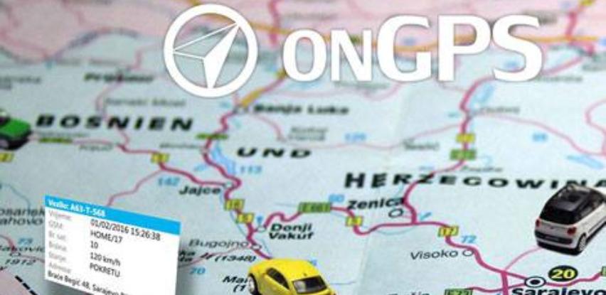 ONGPS je rješenje koji ispunjava sve što želite od sistema za praćenje vozila