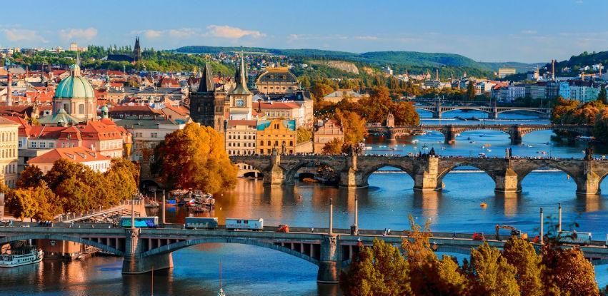 Posjetite Zlatni Prag sa Hazre Toursom za samo 229 KM