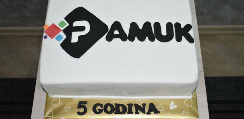 Firma Pamuk d.o.o. Sarajevo proslavila pet godina uspješnog poslovanja (Foto)