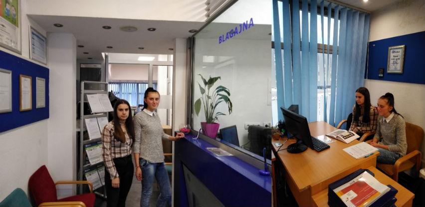 Bankarski tehničari na praksi u Partneru
