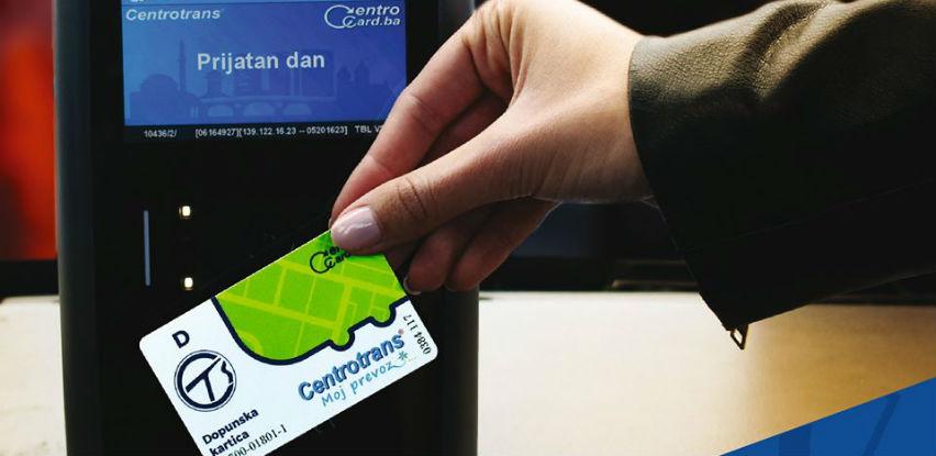 Popusti i besplatna Centrotrans Bus aplikacija za korisnike elektronskih kartica