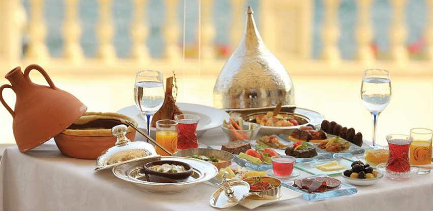 Ni ovaj ramazan ne propustite da uživate u prelijepom ambijentu restorana Staklo