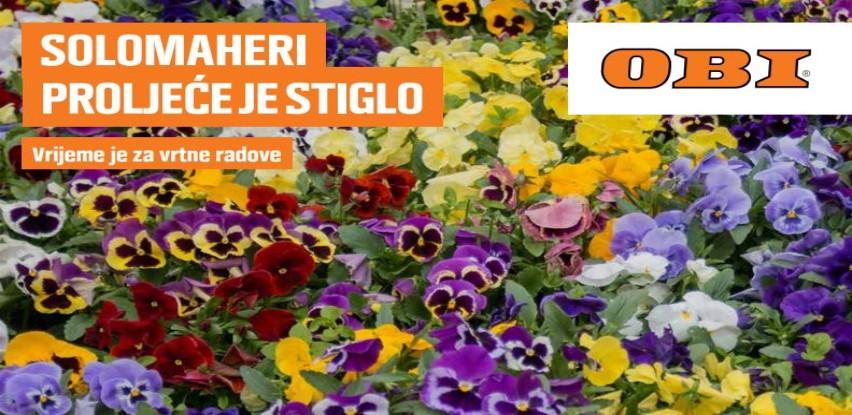 Solomaheri proljeće je stiglo i vrijeme je za vrtne radove
