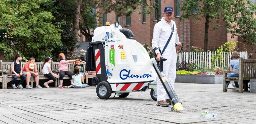 Najbolji svjetski usisivač za ulični otpad stigao je u BiH