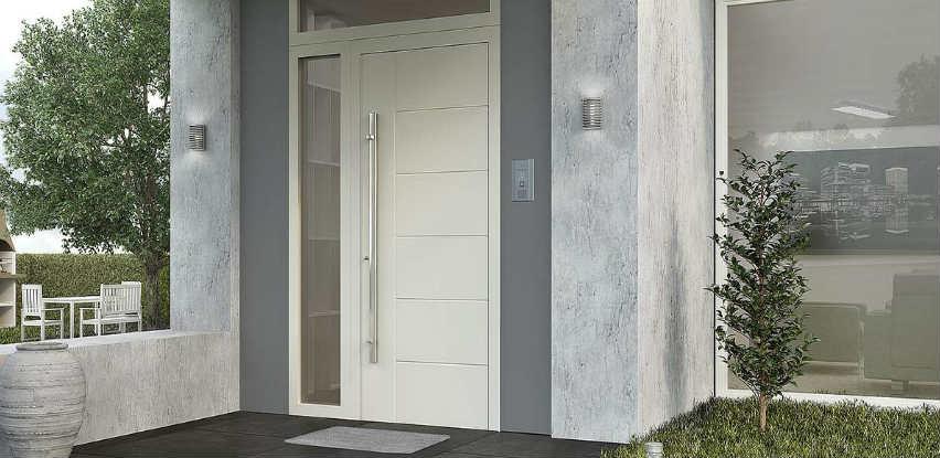 Ulazna vrata su ukras svakog doma