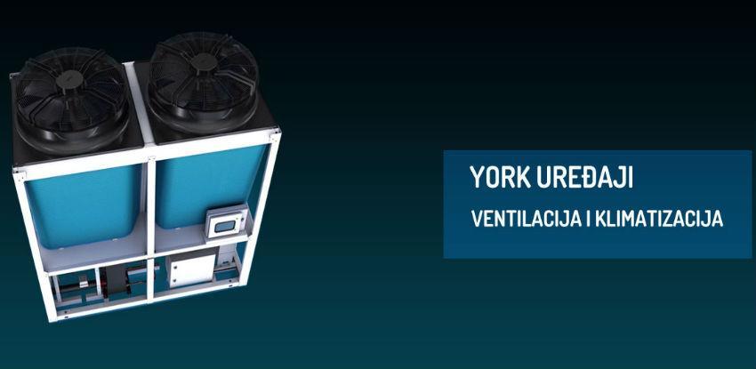 YORK uređaji - Ventilacija i klimatizacija