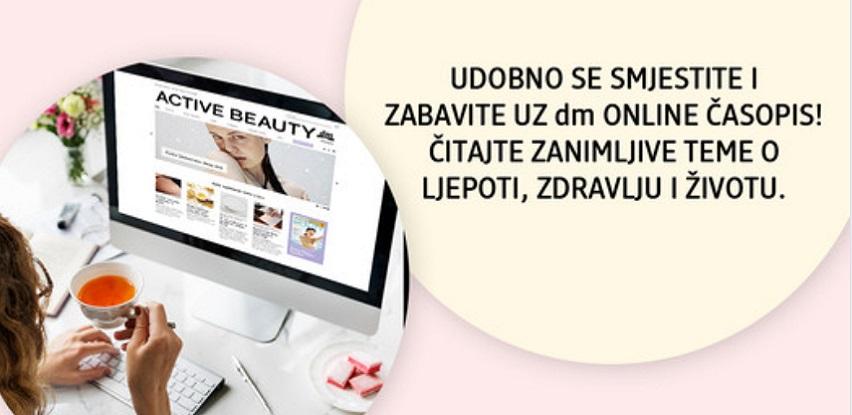 Active beauty časopis - vaš lični savjetnik i pratioc u svakodnevnom životu!