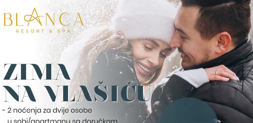 Zima je za najmilije, zima je za Vlašić!