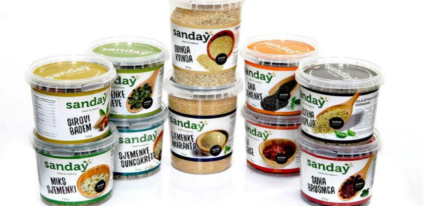 Kupi omiljeni Sanday proizvod, napravi neko jelo i osvoji vrijedne nagrade!