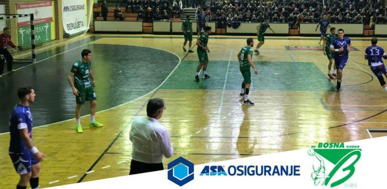 Potpisan Ugovor o sponzorstvu između ASA Osiguranja i RK Bosna Visoko