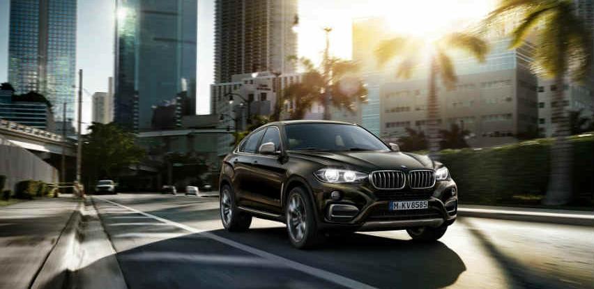 BMW X6 zajamčeno privlači pozornost