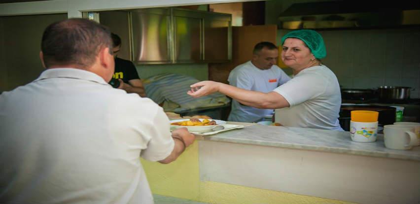 Narodna kuhinja je najvažniji dio Fenixovog socijalnog programa