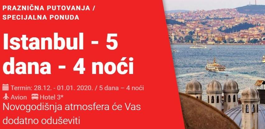 Sa Relax-om u Istanbul za Novu 2020. (Foto)