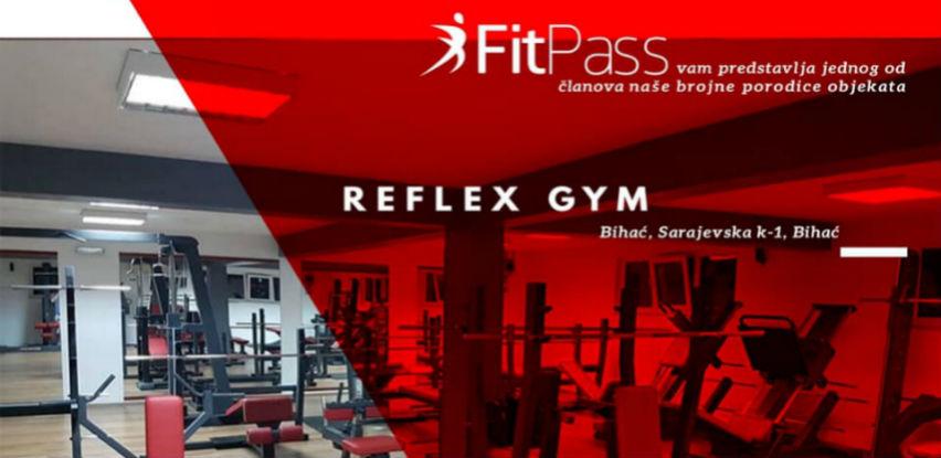 Reflex Gym: Još jedan objekat iz bogate i raznovrsne FitPass ponude