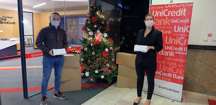 Udruženje Pomozi.ba i UniCredit Bank osigurali maske za 15.649 penzionera