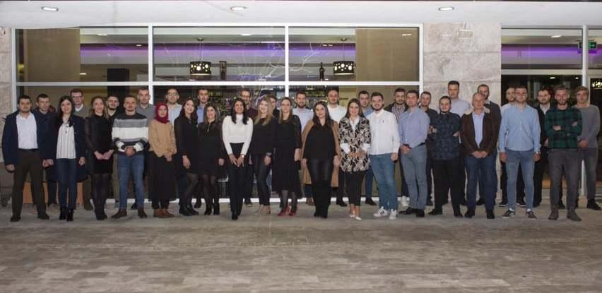GEOBIRO porodica proslavila uspješan kraj poslovne godine