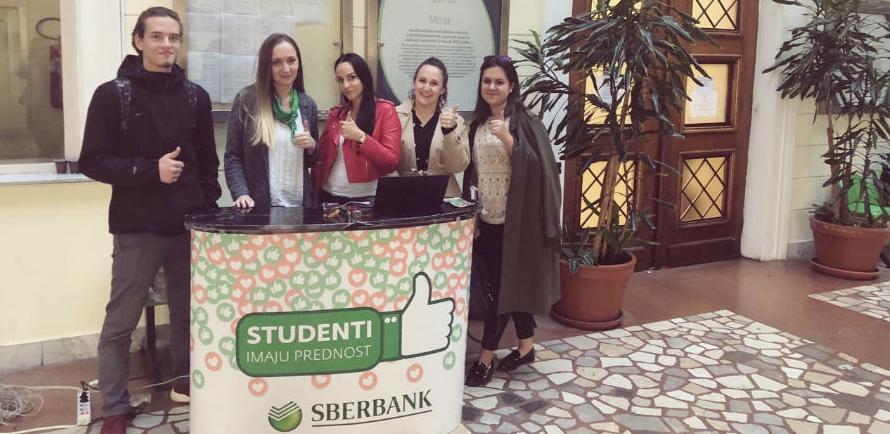 Studenti imaju prednost kod Sberbank BH