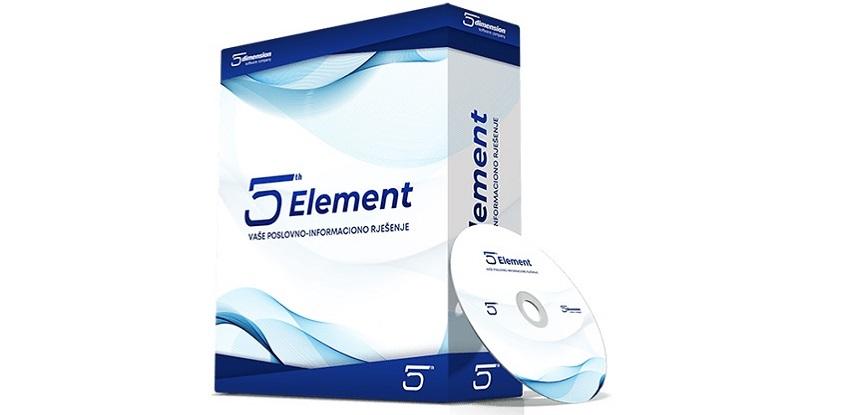 5D ELEMENT - Sistem koji je olakšao poslovanje hiljadama klijenata