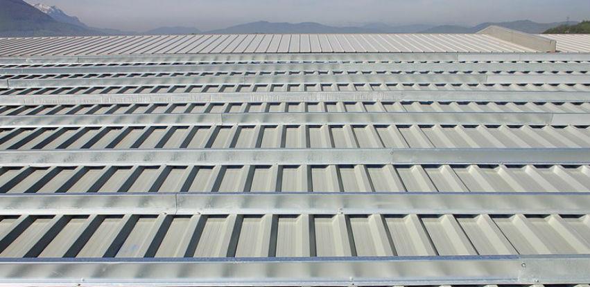 Konstrukcijski elementi kao sekundarna konstrukcija krova ili fasade