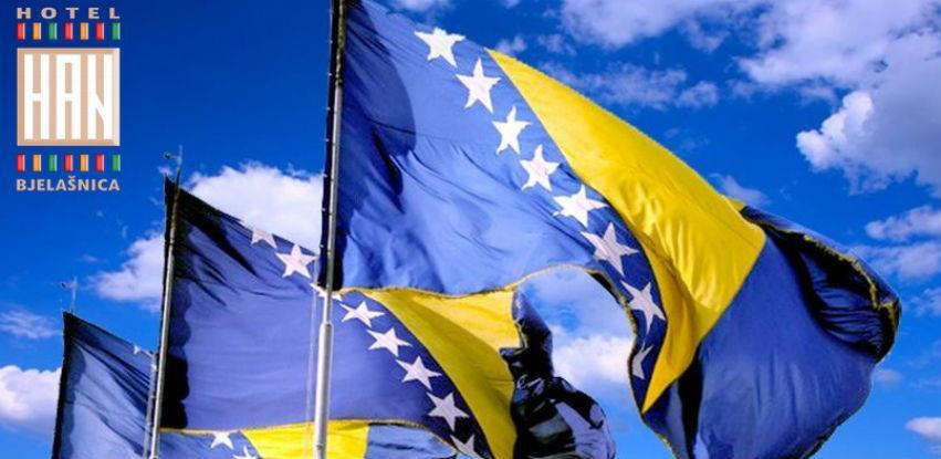 Provedite Dan nezavisnosti BiH u Hotelu Han****