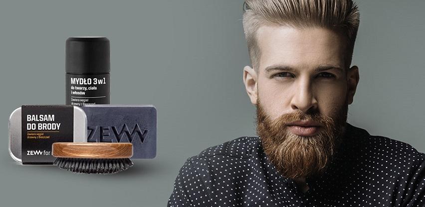 zew kozmetika za muškarce frisa