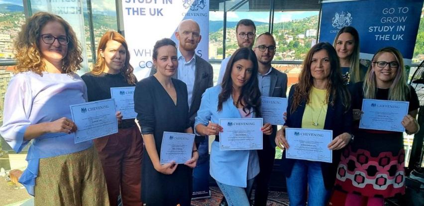 Britanska ambasada i ove godine ispraća studente na studije u Veliku Britaniju