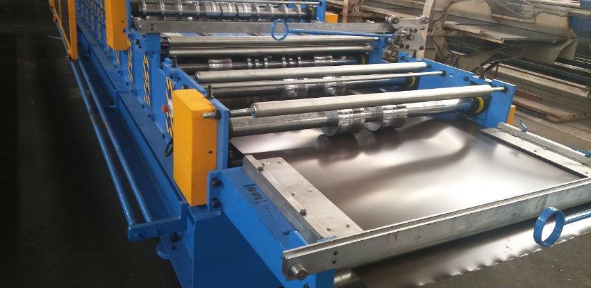 Alternativa pustila u rad dvije nove linije za proizvodnju profilisanih limova
