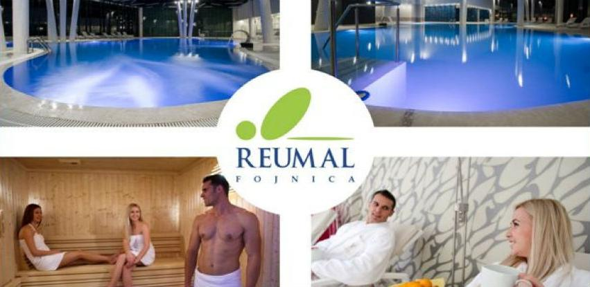 Martovske promotivne cijene sauna i bazena u Reumalu
