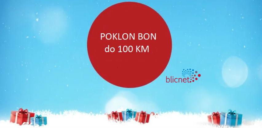 Poklon bon do 100 KM - specijalni novogodišnji popust!
