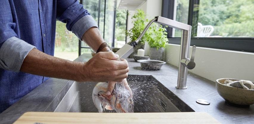 Kuhinjske slavine: kako odabrati najprikladnije?