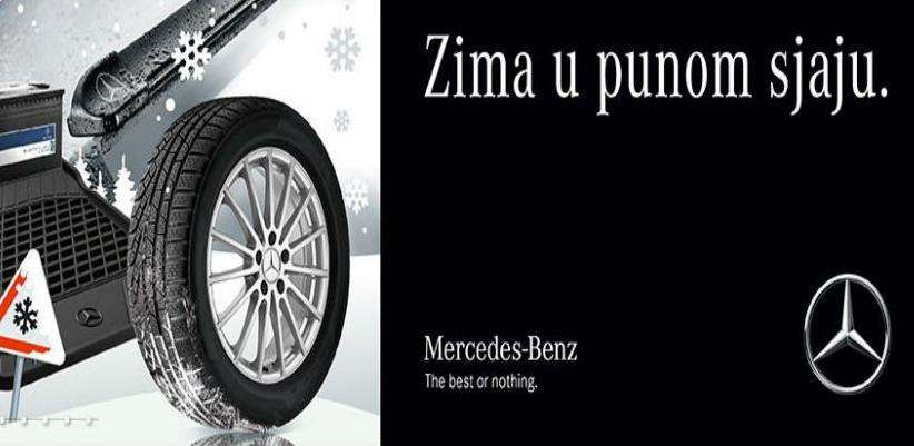 Zima u punom sjaju! Posjetite STARline i pripremite Vaše vozilo za zimu!