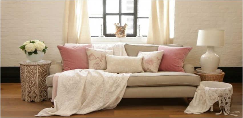 Ukrasnim jastucima učinite prostor koji volite kreativnijim i toplijim