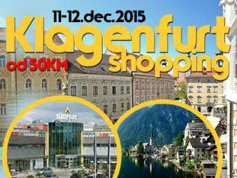 Novo i drugačije – Shopping u Klagenfurtu!