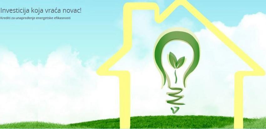Investicija koja vraća novac! Krediti za unapređenje energetske efikasnosti.