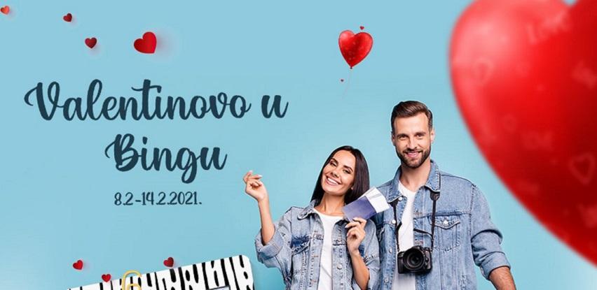 Bingo, Milka i La Rive daruju romantičan vikend za dvoje u hotelu Plivsko jezero