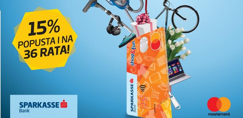 Plaćajte Shop&Fun karticom na partnerskim web trgovinama i ostvarite 15% popust