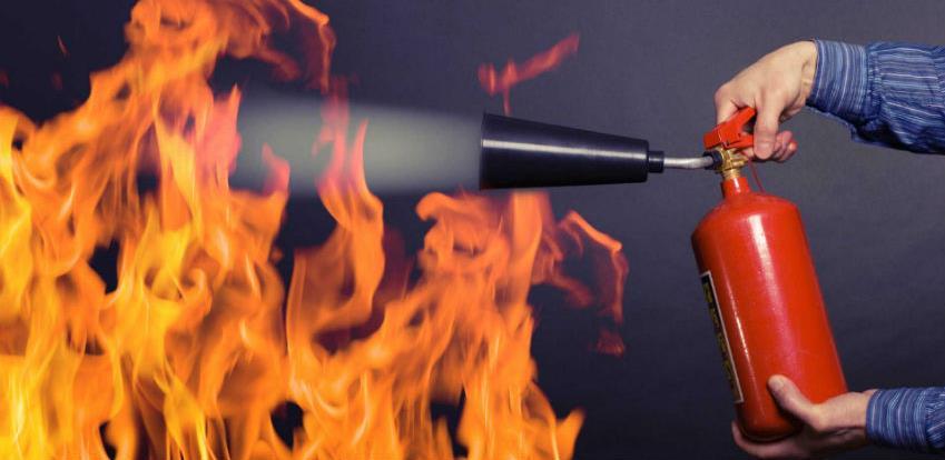 DSC Sarajevo: Konvencionalni sistem zaštite od požara