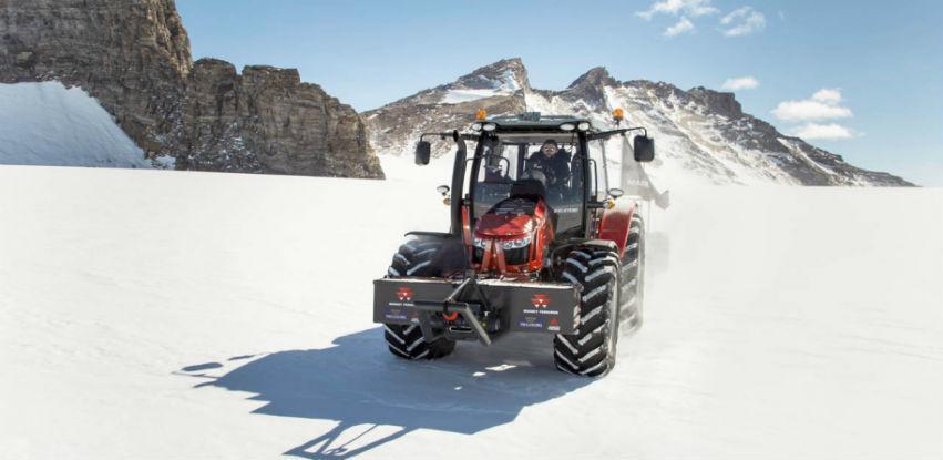 Massey Ferguson traktori garantuju vrhunsku udobnost i kvalitetu